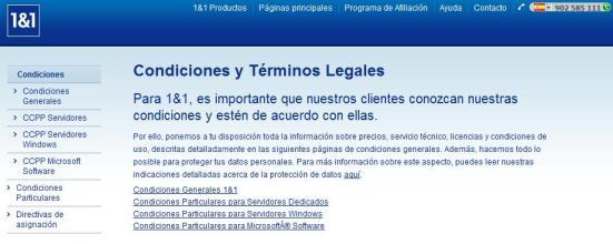 1&1-condiciones-y-términos-legales